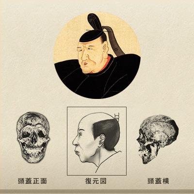 将 軍 の 骨
